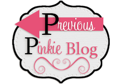 Pinkies blog hop