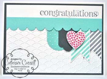 Hearts a flutter congratulations