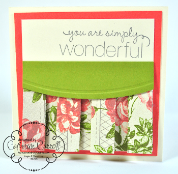 Paper Pleating with Tea for Two