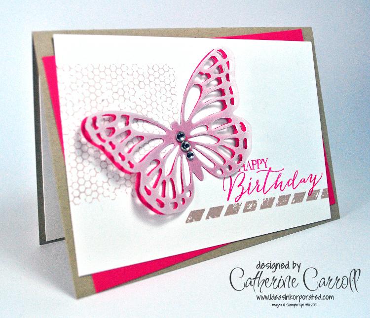 Bright Butterfly Basics