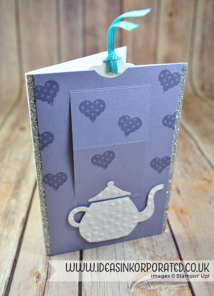 Cups and Kettles Framelits from Stampin' Up!