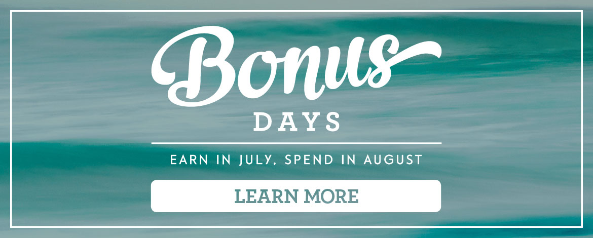 Bonus Days Special Offer from Stampin' Up!