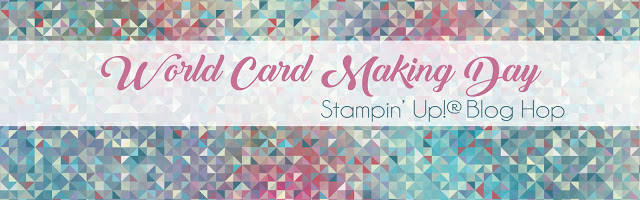 World card making day 2016 blog hop